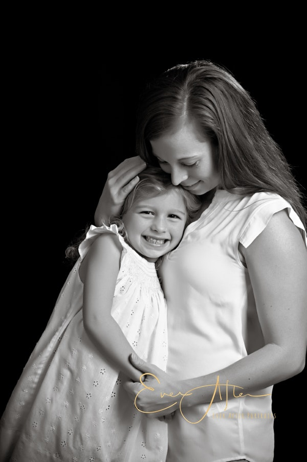 Mother Daughter  Fine art photography in Ashburn