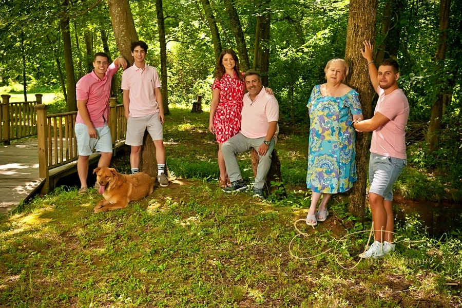 Family  Photographer in Chantilly